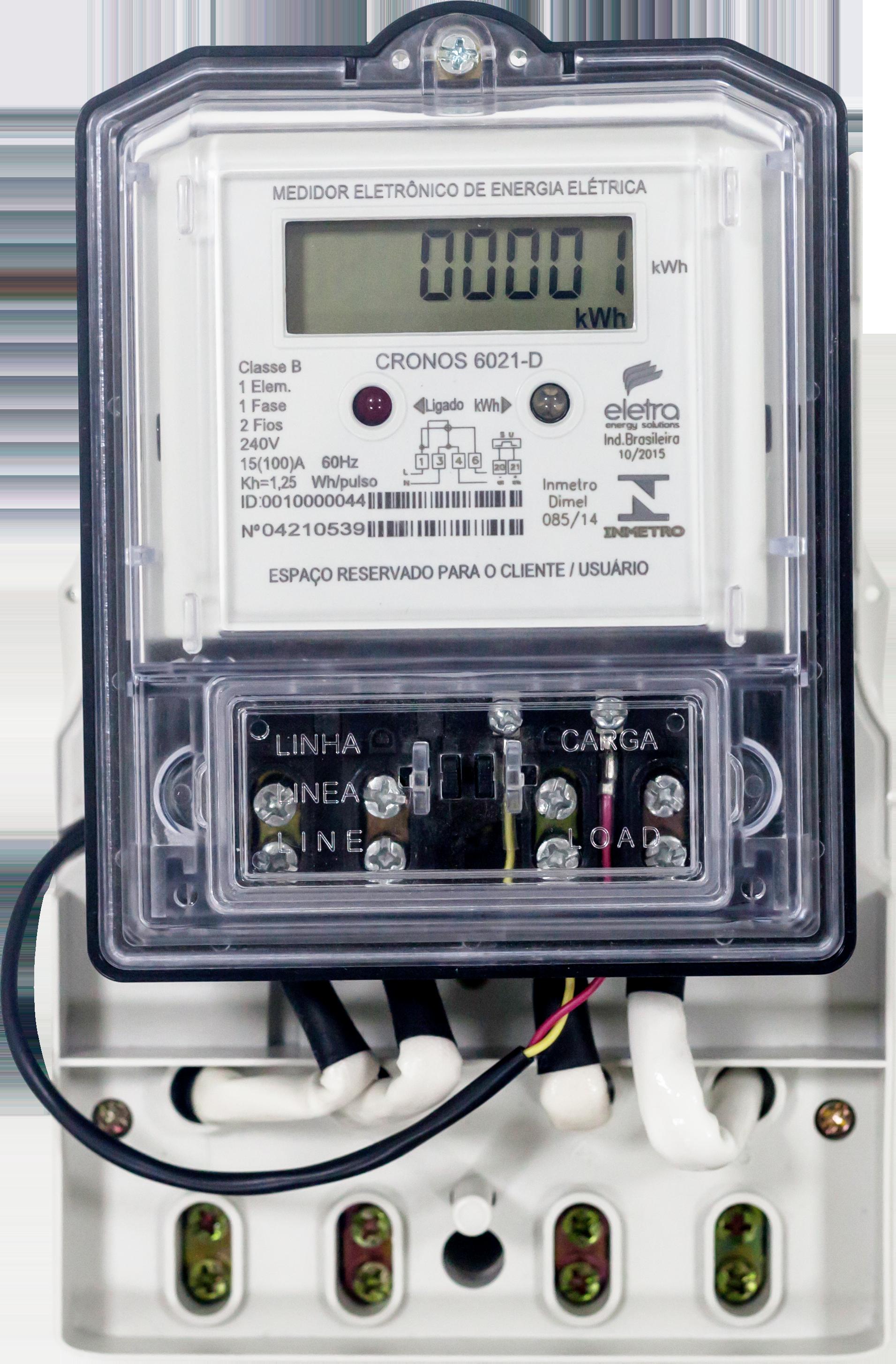 099685413dc Características elétricas